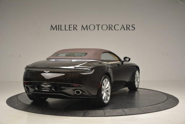 New 2019 Aston Martin DB11 V8 for sale Sold at Alfa Romeo of Westport in Westport CT 06880 19