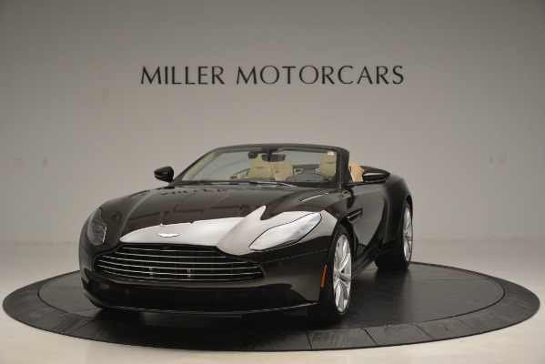 New 2019 Aston Martin DB11 V8 for sale Sold at Alfa Romeo of Westport in Westport CT 06880 2