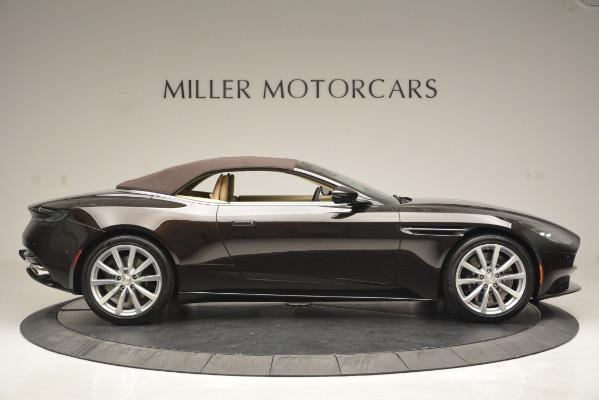 New 2019 Aston Martin DB11 V8 for sale Sold at Alfa Romeo of Westport in Westport CT 06880 21