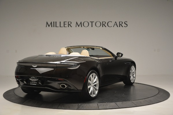 New 2019 Aston Martin DB11 V8 for sale Sold at Alfa Romeo of Westport in Westport CT 06880 7