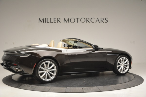 New 2019 Aston Martin DB11 V8 for sale Sold at Alfa Romeo of Westport in Westport CT 06880 8