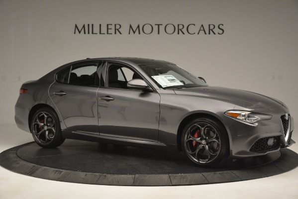 New 2019 Alfa Romeo Giulia Ti Sport Q4 for sale Sold at Alfa Romeo of Westport in Westport CT 06880 10