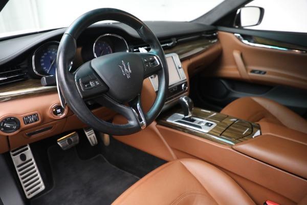 Used 2015 Maserati Quattroporte S Q4 for sale Sold at Alfa Romeo of Westport in Westport CT 06880 11