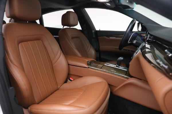 Used 2015 Maserati Quattroporte S Q4 for sale Sold at Alfa Romeo of Westport in Westport CT 06880 21