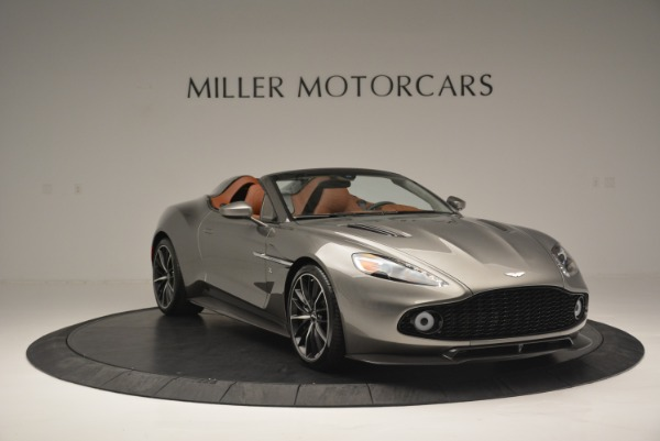 Used 2018 Aston Martin Zagato Speedster Convertible for sale Sold at Alfa Romeo of Westport in Westport CT 06880 11
