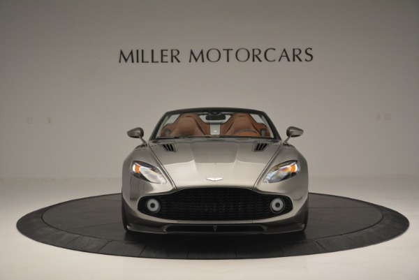 Used 2018 Aston Martin Zagato Speedster Convertible for sale Sold at Alfa Romeo of Westport in Westport CT 06880 12
