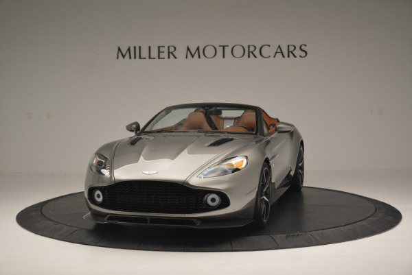Used 2018 Aston Martin Zagato Speedster Convertible for sale Sold at Alfa Romeo of Westport in Westport CT 06880 2