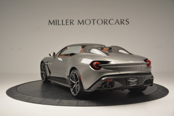 Used 2018 Aston Martin Zagato Speedster Convertible for sale Sold at Alfa Romeo of Westport in Westport CT 06880 5