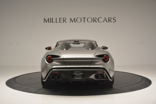Used 2018 Aston Martin Zagato Speedster Convertible for sale Sold at Alfa Romeo of Westport in Westport CT 06880 6