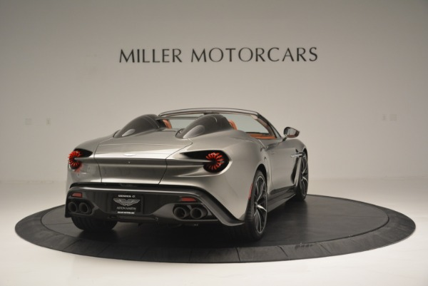 Used 2018 Aston Martin Zagato Speedster Convertible for sale Sold at Alfa Romeo of Westport in Westport CT 06880 7