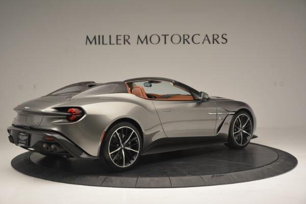 Used 2018 Aston Martin Zagato Speedster Convertible for sale Sold at Alfa Romeo of Westport in Westport CT 06880 8