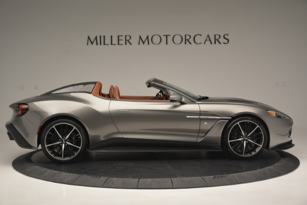 Used 2018 Aston Martin Zagato Speedster Convertible for sale Sold at Alfa Romeo of Westport in Westport CT 06880 9