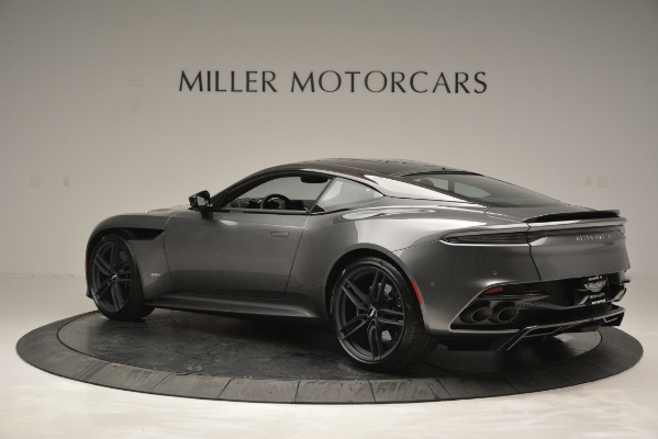 Used 2019 Aston Martin DBS Superleggera Coupe for sale Sold at Alfa Romeo of Westport in Westport CT 06880 4