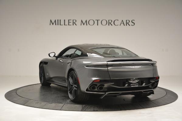Used 2019 Aston Martin DBS Superleggera Coupe for sale Sold at Alfa Romeo of Westport in Westport CT 06880 5