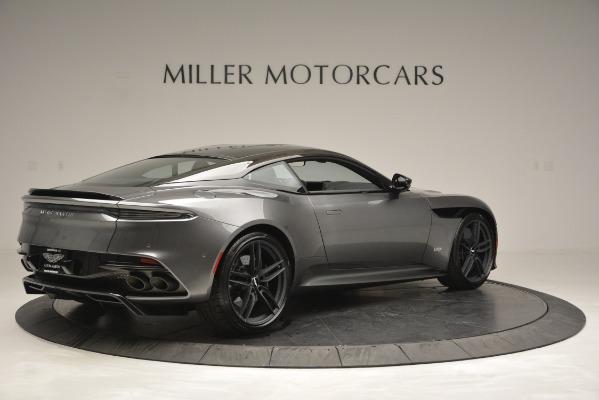 Used 2019 Aston Martin DBS Superleggera Coupe for sale Sold at Alfa Romeo of Westport in Westport CT 06880 8