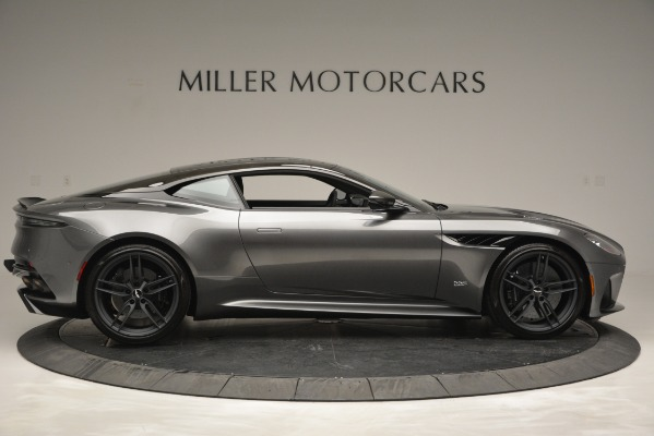 Used 2019 Aston Martin DBS Superleggera Coupe for sale Sold at Alfa Romeo of Westport in Westport CT 06880 9