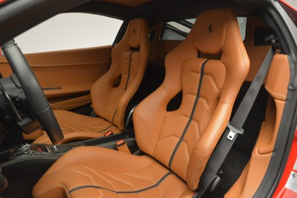 Used 2014 Ferrari 458 Italia for sale Sold at Alfa Romeo of Westport in Westport CT 06880 15