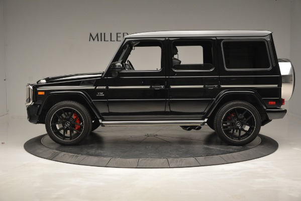 Used 2016 Mercedes-Benz G-Class AMG G 65 for sale Sold at Alfa Romeo of Westport in Westport CT 06880 3