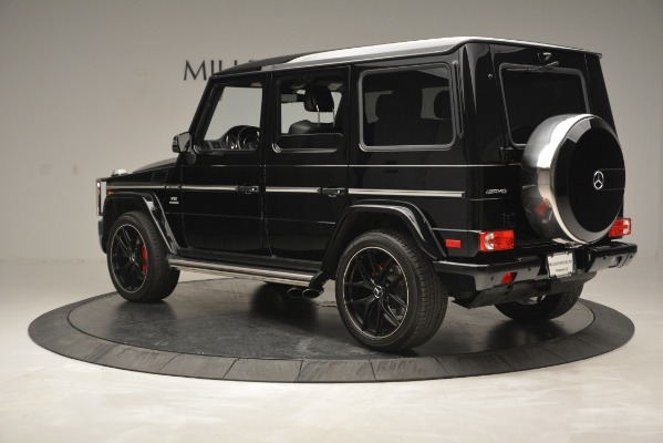 Used 2016 Mercedes-Benz G-Class AMG G 65 for sale Sold at Alfa Romeo of Westport in Westport CT 06880 4