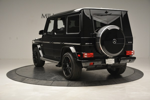 Used 2016 Mercedes-Benz G-Class AMG G 65 for sale Sold at Alfa Romeo of Westport in Westport CT 06880 5