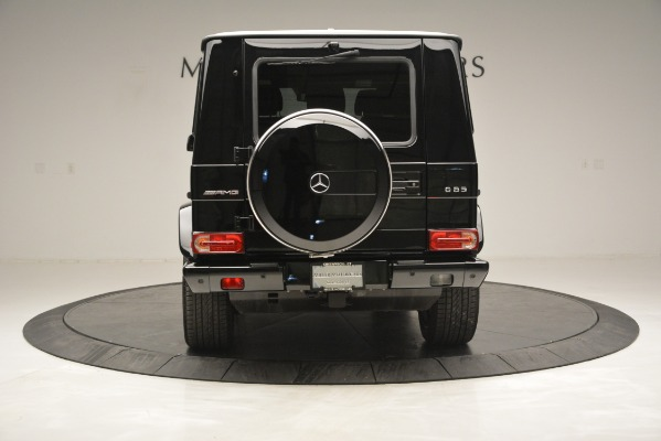 Used 2016 Mercedes-Benz G-Class AMG G 65 for sale Sold at Alfa Romeo of Westport in Westport CT 06880 6
