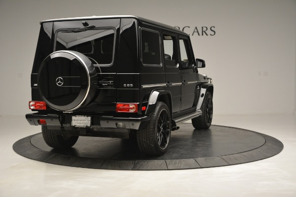 Used 2016 Mercedes-Benz G-Class AMG G 65 for sale Sold at Alfa Romeo of Westport in Westport CT 06880 7
