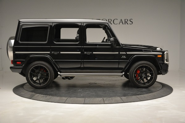 Used 2016 Mercedes-Benz G-Class AMG G 65 for sale Sold at Alfa Romeo of Westport in Westport CT 06880 9