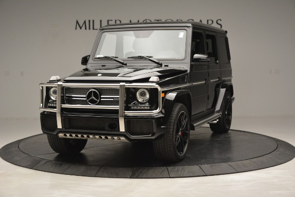 Used 2016 Mercedes-Benz G-Class AMG G 65 for sale Sold at Alfa Romeo of Westport in Westport CT 06880 1