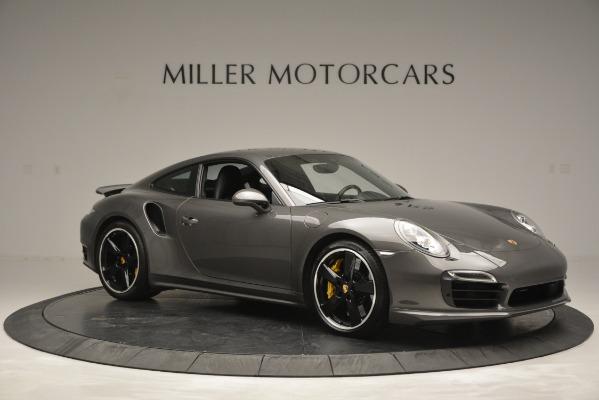 Used 2015 Porsche 911 Turbo S for sale Sold at Alfa Romeo of Westport in Westport CT 06880 10
