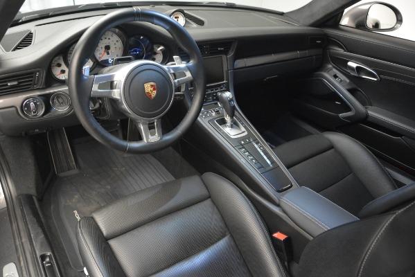 Used 2015 Porsche 911 Turbo S for sale Sold at Alfa Romeo of Westport in Westport CT 06880 14