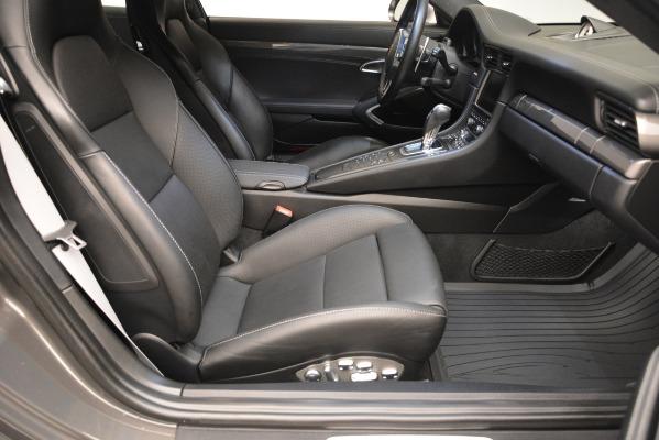Used 2015 Porsche 911 Turbo S for sale Sold at Alfa Romeo of Westport in Westport CT 06880 20
