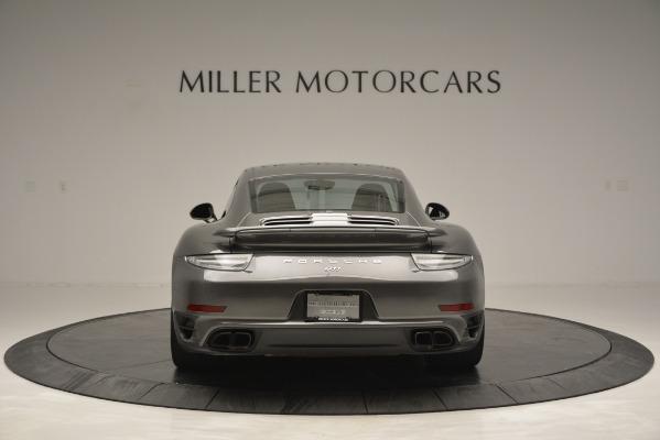 Used 2015 Porsche 911 Turbo S for sale Sold at Alfa Romeo of Westport in Westport CT 06880 6