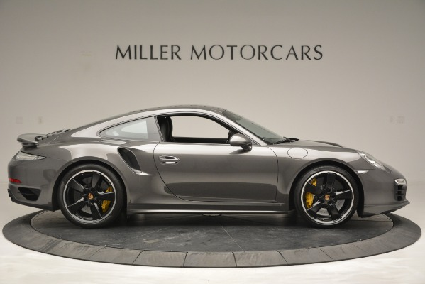 Used 2015 Porsche 911 Turbo S for sale Sold at Alfa Romeo of Westport in Westport CT 06880 9