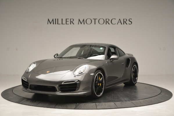 Used 2015 Porsche 911 Turbo S for sale Sold at Alfa Romeo of Westport in Westport CT 06880 1