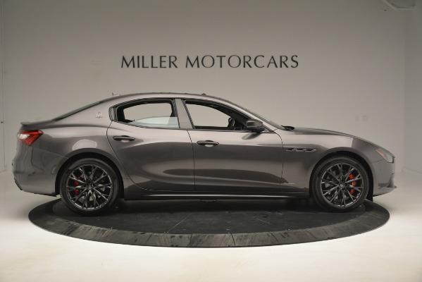 New 2019 Maserati Ghibli S Q4 GranSport for sale Sold at Alfa Romeo of Westport in Westport CT 06880 10