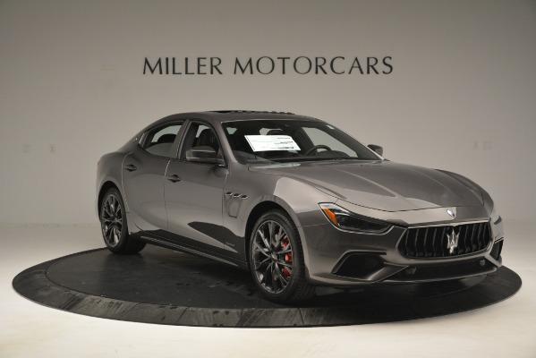 New 2019 Maserati Ghibli S Q4 GranSport for sale Sold at Alfa Romeo of Westport in Westport CT 06880 12