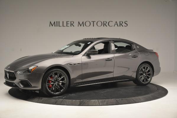 New 2019 Maserati Ghibli S Q4 GranSport for sale Sold at Alfa Romeo of Westport in Westport CT 06880 2