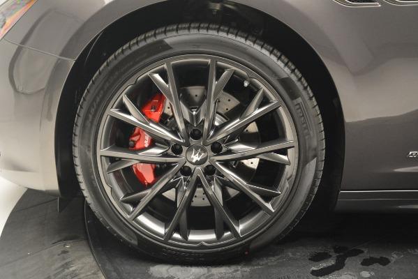 New 2019 Maserati Ghibli S Q4 GranSport for sale Sold at Alfa Romeo of Westport in Westport CT 06880 26