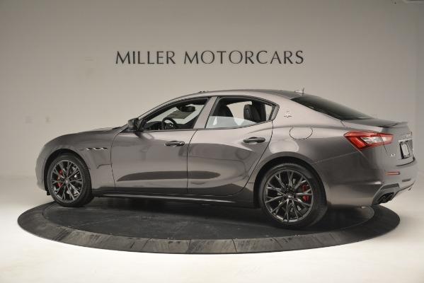 New 2019 Maserati Ghibli S Q4 GranSport for sale Sold at Alfa Romeo of Westport in Westport CT 06880 5