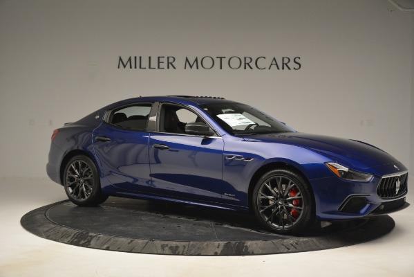 New 2019 Maserati Ghibli S Q4 GranSport for sale $99,040 at Alfa Romeo of Westport in Westport CT 06880 10