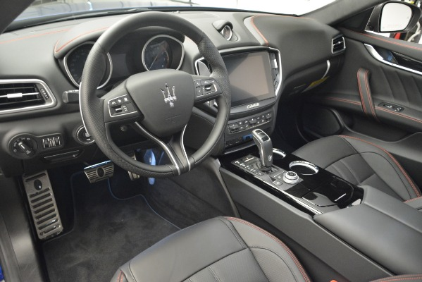 New 2019 Maserati Ghibli S Q4 GranSport for sale $99,040 at Alfa Romeo of Westport in Westport CT 06880 14