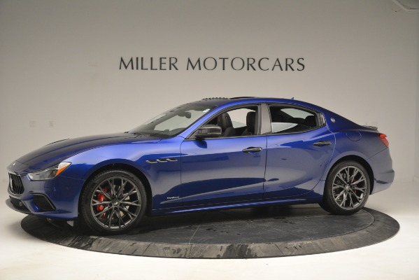New 2019 Maserati Ghibli S Q4 GranSport for sale $99,040 at Alfa Romeo of Westport in Westport CT 06880 2