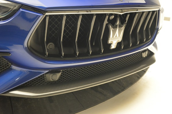 New 2019 Maserati Ghibli S Q4 GranSport for sale $99,040 at Alfa Romeo of Westport in Westport CT 06880 22