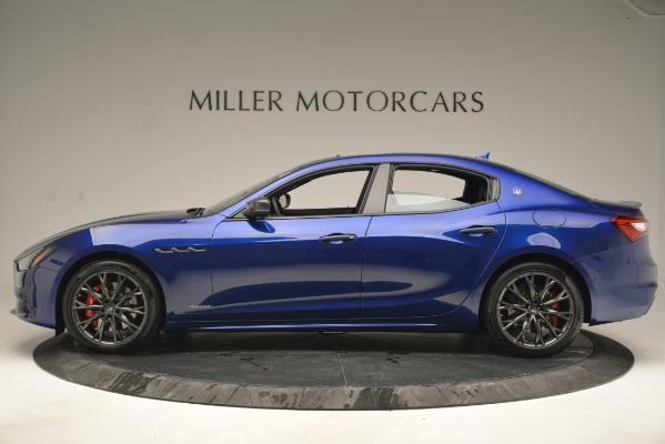 New 2019 Maserati Ghibli S Q4 GranSport for sale $99,040 at Alfa Romeo of Westport in Westport CT 06880 3