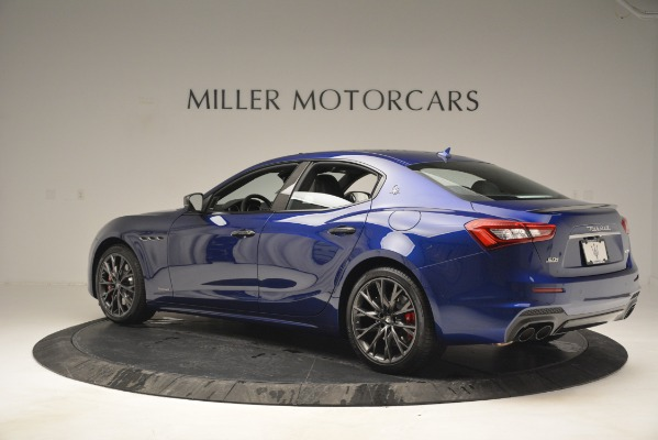 New 2019 Maserati Ghibli S Q4 GranSport for sale $99,040 at Alfa Romeo of Westport in Westport CT 06880 4