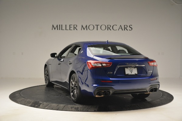 New 2019 Maserati Ghibli S Q4 GranSport for sale $99,040 at Alfa Romeo of Westport in Westport CT 06880 5