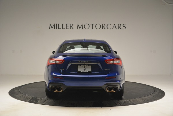 New 2019 Maserati Ghibli S Q4 GranSport for sale $99,040 at Alfa Romeo of Westport in Westport CT 06880 6