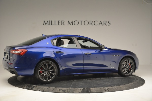 New 2019 Maserati Ghibli S Q4 GranSport for sale $99,040 at Alfa Romeo of Westport in Westport CT 06880 8