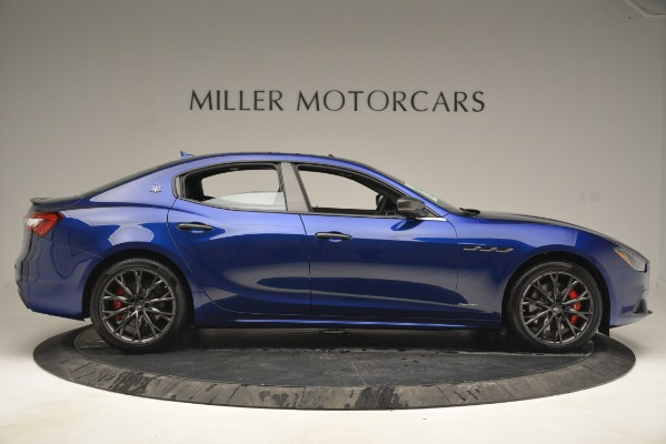 New 2019 Maserati Ghibli S Q4 GranSport for sale $99,040 at Alfa Romeo of Westport in Westport CT 06880 9