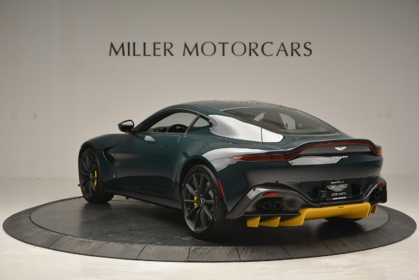 Used 2019 Aston Martin Vantage Coupe for sale Sold at Alfa Romeo of Westport in Westport CT 06880 5